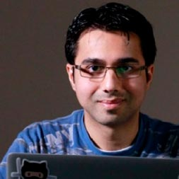 Amir Rajan is an indie game designer and developer of worldwide fame.