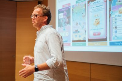 This is the key to the success of Candy Crush and King - Kim Krogh Public Talk