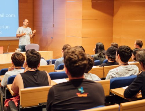 Top experts from the videogame industry will share their knowledge at the F2P Campus Public Talks