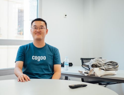 "Sangpil Moon, from Cogoo: ""Game developers need to find a way to compete against YouTube"""