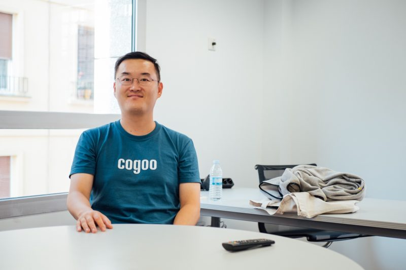 Sangpil Moon Interview Cogoo