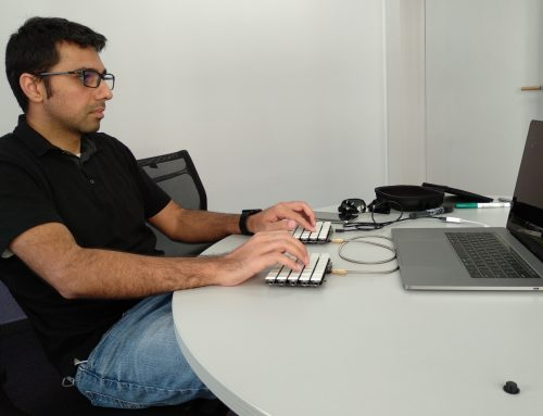 """Amir Rajan, indie game developer: """"Don't go for the general public, find a niche in the market and make something that they would love"""""""