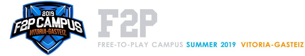 Free-to-Play Campus. Summer 2018. Vitoria-Gasteiz