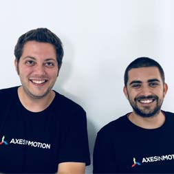 AxesInMotion, games publishing company from Seville