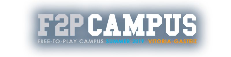 Free-to-Play Campus. Summer 2019. Vitoria-Gasteiz