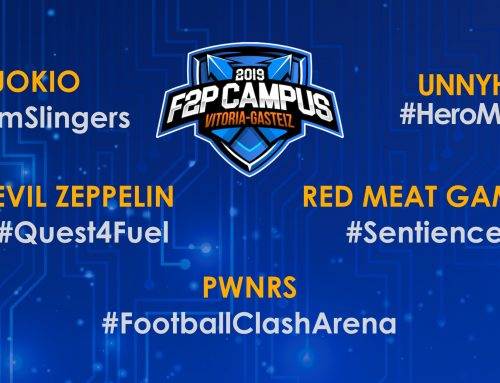Meet the 5 teams that will participate in the second edition of the F2P Campus