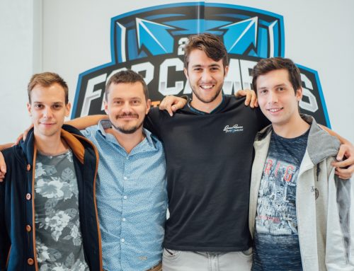 Meet the team: PWNRS, the creators behind Football Clash Arena