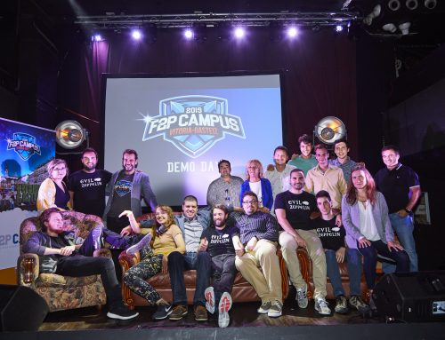 Rock, games and lots of fun – that's what F2P Campus Demo Day 2019 was made of