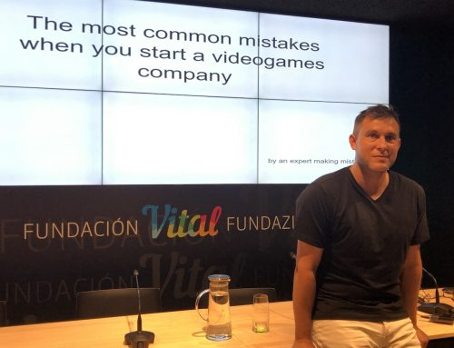 The most common errors when creating a videogame startup