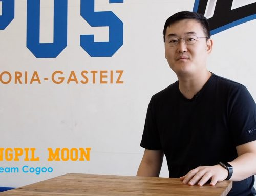 Meet the mentor: Sangpil Moon