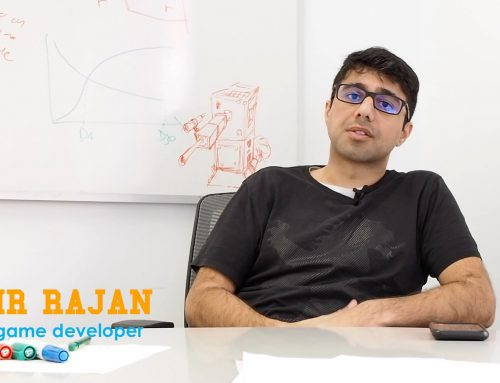 Meet the mentor: Amir Rajan