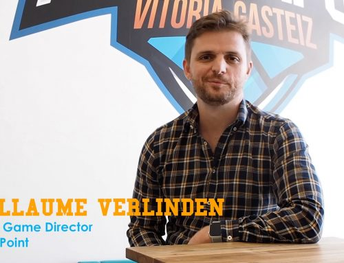 Meet the mentor: Guillaume Verlinden
