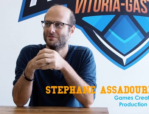 Meet the mentor: Stephane Assadourian